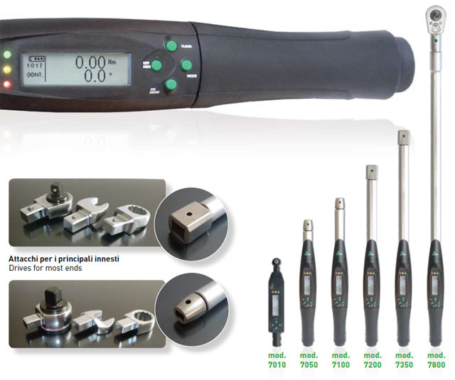 Series 7000 - Digital Torque Wrenches