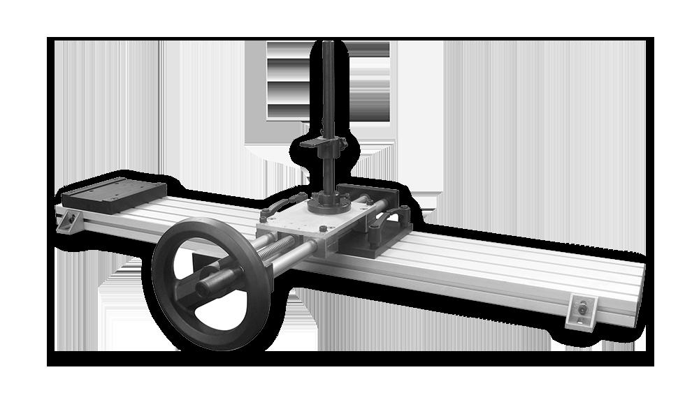 Supporto di Azionamento Meccanico per BTR - Celle Torsiometriche Digitali