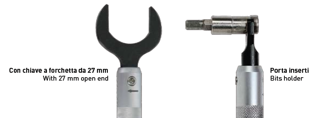 Series 700 - Torque Wrenches for Electronics